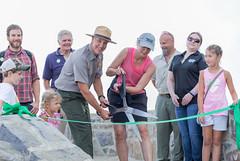 Hawksbill Rededication (ShenandoahNPS) Tags: hawksbill ceremony nationalparkservice shenandoahnationalpark shenandoahnationalparktrust byrd rededication centennial npscentennial