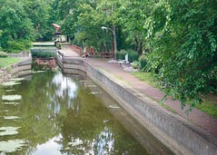 Canal, New Hope, PA (The Wide Wide World) Tags: buckscounty pennsylvania pa newhope canal delawareriver river