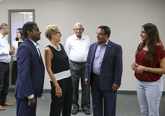 IMG_0953  Premier Kathleen Wynne toured RAM Plastics in Scarborough. (Ontario Liberal Caucus) Tags: scarborough industry thiru smallbusiness business