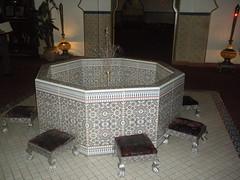 interior of Menara Moroccan Restaurant [1] (ixfd64) Tags: ixfd64 nikon coolpix menara