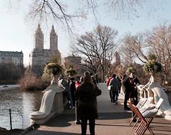The Bridge Across Time.. (Clashmaker) Tags: time timetravel newyork centralpark bowbridge