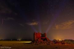 Rayos (Remei Montagut) Tags: light painting lightpainting noche nocturna estelas estrellas linterna esferas rayos