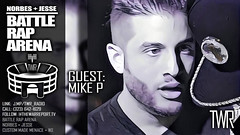 MIKE P  ON DAYLYT... (battledomination) Tags: mike p  on daylyt battledomination battle domination rap battles hiphop dizaster the saurus charlie clips murda mook trex big t rone pat stay conceited charron lush one smack ultimate league rapping arsonal king dot kotd freestyle filmon