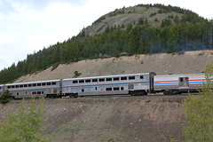 Amtrak 39015 Pic 2 (atucker2976) Tags: superliner triptoseattleglaciernationalparkandchicagomayjune2016 essexmontana burlingtonnorthernsantaferailway bnsf amtrakamtktrain828empirebuilder sleepingcar