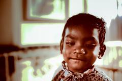 S28 webyoung boy in crib_0452 (kcadpchair) Tags: motherteresa missionariesofcharity calcutta kolkata lepers hansen people portrait urban poverty child youngboy younggirl volunteers kalighat