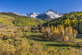*Autumn in Ouray County*