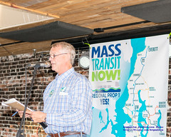 Sound Transit Vice Chair Paul Roberts 7 (AvgeekJoe) Tags: travellight anchorpub d5300 dslr everett importedkeywordtags masstransitnow nikon nikon50mmf18gafslens nikond5300 st3campaign snohomishcounty snohomishcountykickoffformasstransitnow transportationchoices transportationchoicescoalition campaignrally politicalcampaign politics