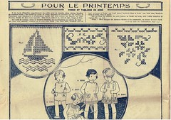 2016-09-16 kids clothes embroideries 1931 (april-mo) Tags: kidsclothes vintagepattern embroidert embroidery 1931