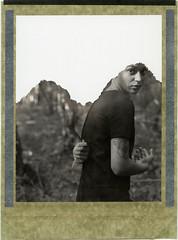 N. (denzzz) Tags: portrait polaroid polaroid53 blackwhite blackandwhite expired skancheli analogphotography instantfilm filmphotography snapitseeit hylasmag polavoid wista45dx 4x5 largeformat fujinona 240mm