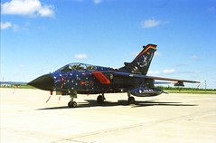 analog: Panavia 200 TORNADO - Goose Bay, CAN (45+79)