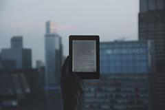 Kindle (Lean Stone Book Club) Tags: kindle metropolis