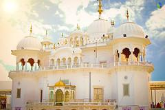 Gurdwara Keshgarh Sahib (vibrancefotografy) Tags: sikh singh khalsa kaur nihang guru ki fauj view awsome gurudwara nikon dslr