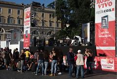 IMGP8754 (i'gore) Tags: roma cgil sindacato lavoro diritti giustizia pace tutele compleanno anniversario 110anni cultura musica