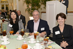 2016 Legacy Lunch Monica Wu Terry Tornek Diane Rankin