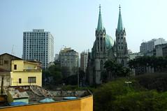Telhados da S (renanluna) Tags: telhados rooftop s catedral cathedral igreja church cores colors cor color colorido colorful sopaulo sp br 55 fuji fujifilm fujifilmfinepixx100 x100 renanluna