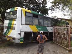 Candon Bus Line 8068 ($entiemo III; A Christmas Gift ) Tags: bus pub philippines ilocos fuso mitsubishi kellen busgarage cbl dmmc sjdm estransport pbpa lionsstar delmontemotors candonbusline philippinebusphotographersassociation