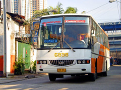 Blue LED for Gumaca (eugenegene01) Tags: bus lines station philippines photographers stop friendly service enthusiast santarosa society limited sr inc quezon association philippine enterprises amihan alibangbang motorworks 6838 gumaca philtranco philbes exfoh eugenegene01