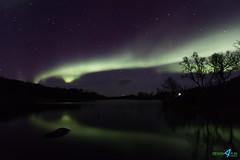 Aurora Borealis #5 (jzky) Tags: water canon eos aurora efs 1022mm nordnorge auroraborealis 2012 borealis harstad nordlys northenlights 550d aunfjellet visitnorthernnorway