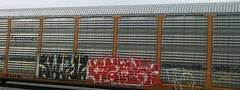 swerv ceks (FLICKWHATY0USEE) Tags: graffiti bay area amc wkt ceks swerv
