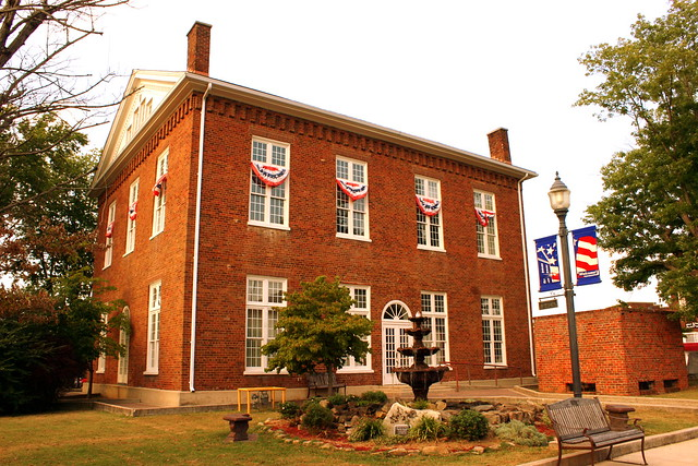 Overton County Courthouse - Livingston, TN
