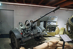 Narvik Warmuseum - 20 mm Flak 38 (yetdark) Tags: norway museum norge norwegen 20mm flak narvik warmuseum museumofwar canon650d flugabwehrkanone flak38 canon1585mm narvikmuseum nordlandrdekorskrigsminnemusum
