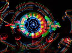 Culvertising again (- Hob -) Tags: longexposure lightpainting underground spiral led crop culvert cathode airraidshelter 4649 sooc 光绘 光の絵画 wwwfacebookcompageslightpaintingorguk517424921642831 何後処理ん 无后处理
