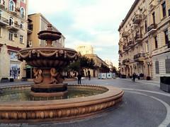 Havuz hovuz (alican ayman) Tags: fountain kodak baku havuz fantan kodakz990 z990