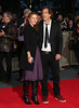 Brett Morgen and wife 56th BFI London Film Festival - 'The Rolling Stones: Crossfire Hurricane' - Gala Screening - Arrivals London, England