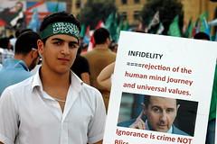 Wissam al-Hassan's funeral (tylerhuffmann) Tags: lebanon syria beirut protests   themiddleeast basharalassad         syrianrevolution wissamalhassan