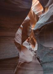 Water Holes Slot Canyon, Page, Arizona (jimf_29605) Tags: arizona nikon sandstone page rockformations slotcanyon waterholescanyon nikon1855mm navajotriballand d7000