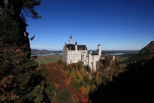 Neuschwanstein - Schloss.