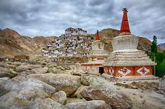 Chemrey Monastery (Souvik_Prometure) Tags: india asia buddhist buddhism kashmir leh hdr ladakh jammu jammuandkashmir anawesomeshot impressedbeauty tokina1116mmf28 chemreygompa tokina11mm16mmf28 nikond7000 chemreymonastery souvikbhattacharya hdreffexpro