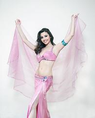 Belly Dancer girl (Zinografie) Tags: sexy face closeup glitter dancing skin bellydancer dancer sensual belly protrait oriental blackhair cloour zinografie