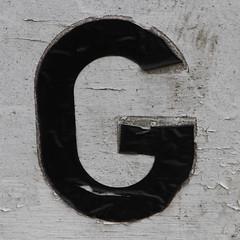 letter G (Leo Reynolds) Tags: canon eos iso100 g 7d letter f56 oneletter ggg 200mm 0004sec hpexif grouponeletter xsquarex xleol30x xxx2012xxx