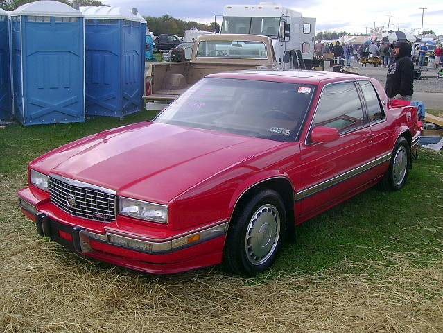 cadillac eldorado etc 1991 carshow carlislepa touringcoupe fallcarlisle