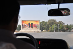 DSC_0301 (yackshack) Tags: travel nikon asia asien mosaic north streetscene korea explore corea dprk coreadelnorte nordkorea d5000 coredunord coreadelnord   dvrk