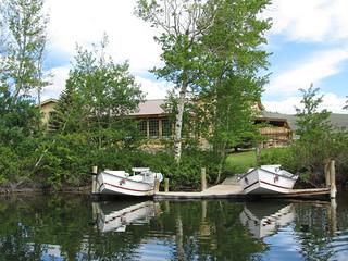 Montana Luxury Fly Fishing Lodge - Yellowstone 24