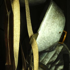abandoned mask (enki22) Tags: urban abandoned mask minimalism conceptual enki22