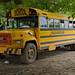 Scuolabus stile americano in San Sebastian de Buenavista