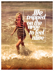 Semi-Charmed Life - Third Eye Blind (listen 2 my fingers) Tags: life california sea summer sky music woman sexy art love beach girl loss beauty smile cali kids youth hair poster typography design graphicdesign lyrics sand heaven waves legs quote tide dream drugs laugh type swimsuit meth heartbreak 90s tripped thirdeyeblind