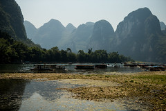 Lijiang River Boats