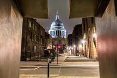 St Paul,London (Helminadia Ranford) Tags: trip travel winter england holiday building london architecture photography stpaul helminadia