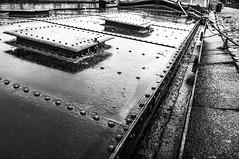 Pniche/Erdre (RV1902) Tags: nb cathdrale chateau reflets nantes urbains erdre