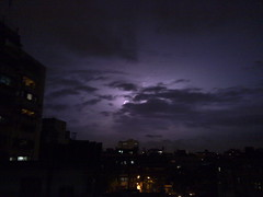 Show Of Light!! (Rahul Dubey 17) Tags: sky night clouds nokia lightning thunder zeisscontest2012