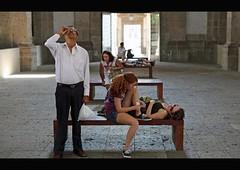 """Untitled""  Guadalajara, Mexico (TravelsWithDan) Tags: people museum mexico candid ngc streetphotography guadalajara cinematic worldtrekker"