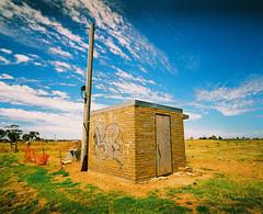 Box (@fotodudenz) Tags: film angle wide australia melbourne rangefinder victoria medium format 50 agfa ultra mamiya7 43mm 2013 believeinfilm