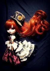 Euryale [Pullip Aurora] (Dekki) Tags: fashion asian eclipse doll stock version planning aurora groove pullip jun steampunk junplanning euryale