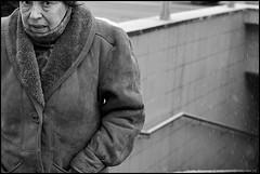 1_DSC5974 (dmitry_ryzhkov) Tags: street photo candid moscow russia snow winter sony people city woman women lady ladies old alpha art europe geotagged citizen live photography photos portrait streetlife urban shot scene dmitry ryzhkov closeup candidportrait streetportrait unposed stranger image streetphotography citylife candidphotography candidphoto streetphoto candidphotos streetphotos life moment moments public face eyes black blackandwhite bw monochrome white bnw blacknwhite blackwhite underground crosswalk bad weather pedestrians motion movment look looks walk walker walkers snowfall snowstorm stairway stairs steps