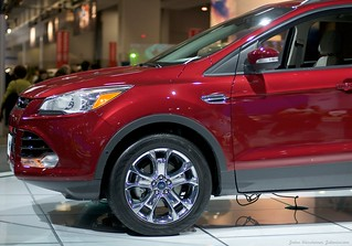 2013 Washington Auto Show - Upper Concourse - Ford 21 by Judson Weinsheimer