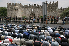 Muslims in Jerusalem (aboumyriam2000) Tags: architecture muslim islam jerusalem mosque arabic arab quarter oldcity  islamic     syrie palestinian   aqsa mamlouk quds         silwan                                qouds    palestine